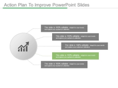 Action Plan To Improve Powerpoint Slides