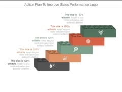 Action Plan To Improve Sales Performance Lego Ppt PowerPoint Presentation Background Designs