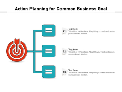 Action Planning For Common Business Goal Ppt PowerPoint Presentation Professional Files PDF
