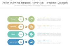 Action Planning Template Powerpoint Templates Microsoft