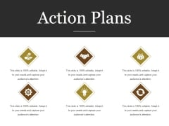 Action Plans Ppt PowerPoint Presentation Pictures
