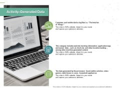 Activity Generated Data Server Ppt PowerPoint Presentation Model Mockup