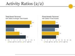 Activity Ratios Template 1 Ppt PowerPoint Presentation Outline Design Templates