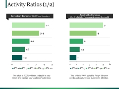Activity Ratios Template 1 Ppt PowerPoint Presentation Portfolio Graphics