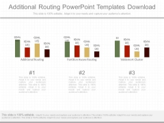 Additional Routing Powerpoint Templates Download