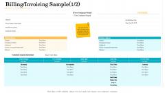 Administrative Regulation Billing Invoicing Sample Ppt PowerPoint Presentation Professional Outline PDF