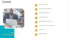 Administrative Regulation Content Ppt PowerPoint Presentation Inspiration Clipart Images PDF