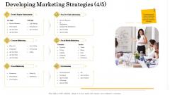 Administrative Regulation Developing Marketing Strategies Advertising Ppt PowerPoint Presentation Styles Rules PDF