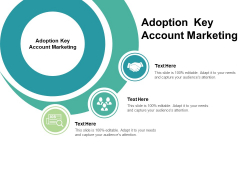 Adoption Key Account Marketing Ppt PowerPoint Presentation Show Outfit Cpb