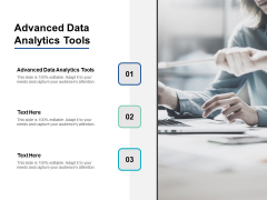 Advanced Data Analytics Tools Ppt PowerPoint Presentation Outline Rules Cpb
