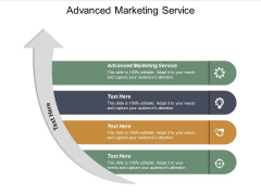 Advanced Marketing Service Ppt PowerPoint Presentation Styles Show Cpb