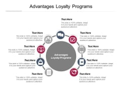 Advantages Loyalty Programs Ppt PowerPoint Presentation File Graphics Design Cpb Pdf