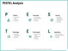 Advertisement Administration PESTEL Analysis Ppt PowerPoint Presentation Show Format Ideas PDF