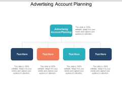 Advertising Account Planning Ppt PowerPoint Presentation Infographic Template Examples Cpb