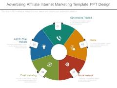 Advertising Affiliate Internet Marketing Template Ppt Design