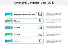 Advertising Campaign Case Study Ppt PowerPoint Presentation Styles Display Cpb