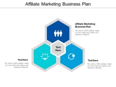 Affiliate Marketing Business Plan Ppt PowerPoint Presentation Styles Ideas Cpb