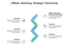 Affiliate Marketing Strategic Partnership Ppt PowerPoint Presentation Slides Visual Aids Cpb
