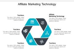 Affiliate Marketing Technology Ppt PowerPoint Presentation Slides Grid Cpb