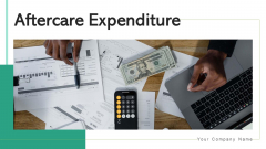 Aftercare Expenditure Strategy Business Ppt PowerPoint Presentation Complete Deck With Slides