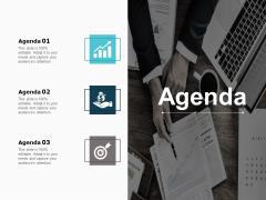 Agenda Business Marketing Ppt PowerPoint Presentation Ideas Elements