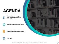Agenda Business Marketing Ppt PowerPoint Presentation Styles Show