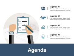 Agenda Business Planning Strategy Ppt PowerPoint Presentation Icon Templates