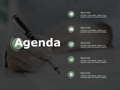 Agenda Checklist Ppt PowerPoint Presentation Slides Show