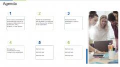 Agenda Elements PDF
