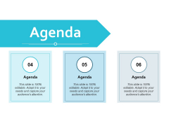 Agenda Marketing Ppt Powerpoint Presentation Icon Graphics Example