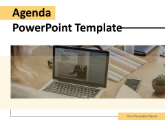 Agenda PowerPoint Template Business Infographics Ppt PowerPoint Presentation Complete Deck