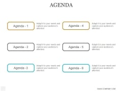 Agenda Ppt PowerPoint Presentation Diagrams