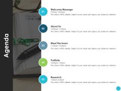 Agenda Ppt PowerPoint Presentation Gallery Grid