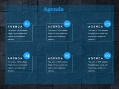agenda ppt powerpoint presentation icon portrait