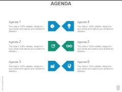 Agenda Ppt PowerPoint Presentation Ideas