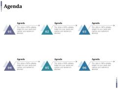 Agenda Ppt PowerPoint Presentation Infographic Template Design Ideas