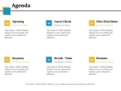 Agenda Ppt PowerPoint Presentation Infographics Slides