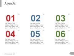 Agenda Ppt PowerPoint Presentation Inspiration Example File