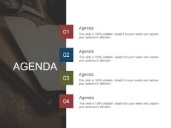 Agenda Ppt PowerPoint Presentation Layouts Design Inspiration