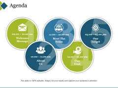 Agenda Ppt PowerPoint Presentation Layouts Elements