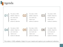 Agenda Ppt PowerPoint Presentation Layouts
