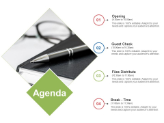 Agenda Ppt PowerPoint Presentation Model Example File