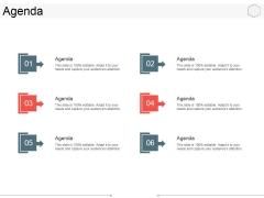 Agenda Ppt PowerPoint Presentation Model Graphics Example