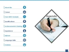 Agenda Ppt PowerPoint Presentation Model Slide