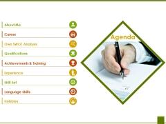 Agenda Ppt PowerPoint Presentation Outline Elements