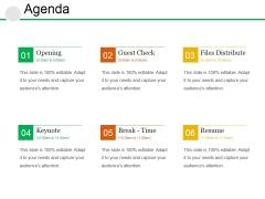 Agenda Ppt PowerPoint Presentation Pictures Gridlines