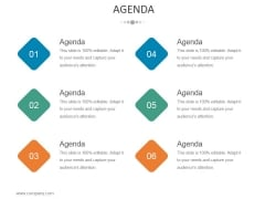 Agenda Ppt PowerPoint Presentation Professional Inspiration