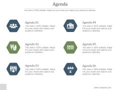 Agenda Ppt PowerPoint Presentation Sample