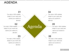 Agenda Ppt PowerPoint Presentation Slides Show