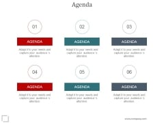 Agenda Ppt PowerPoint Presentation Slides